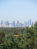 City views from the Homes1